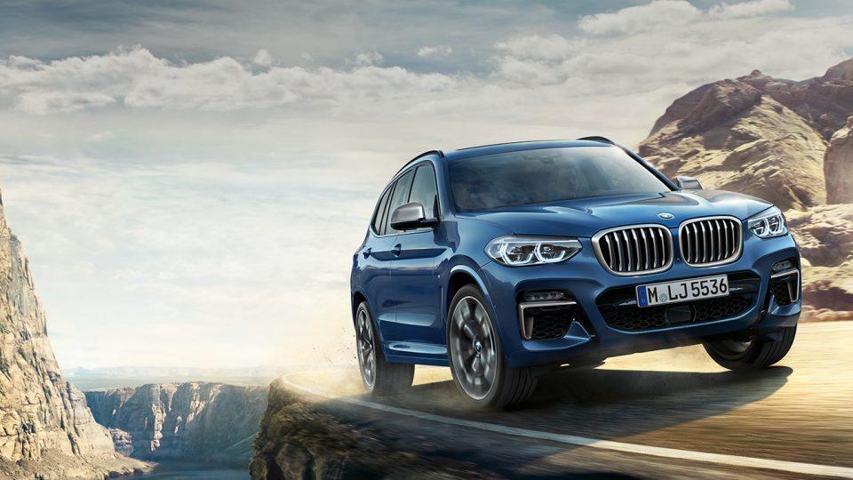 BMW X3 – 745€ al mese