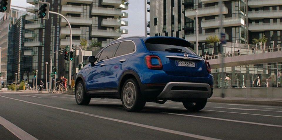 FIAT 500x – 379€ al mese