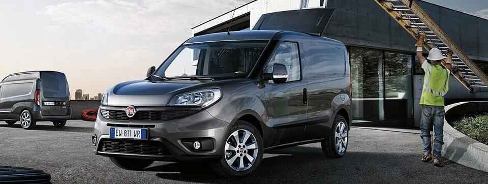 FIAT Doblò Cargo – 329€ al mese