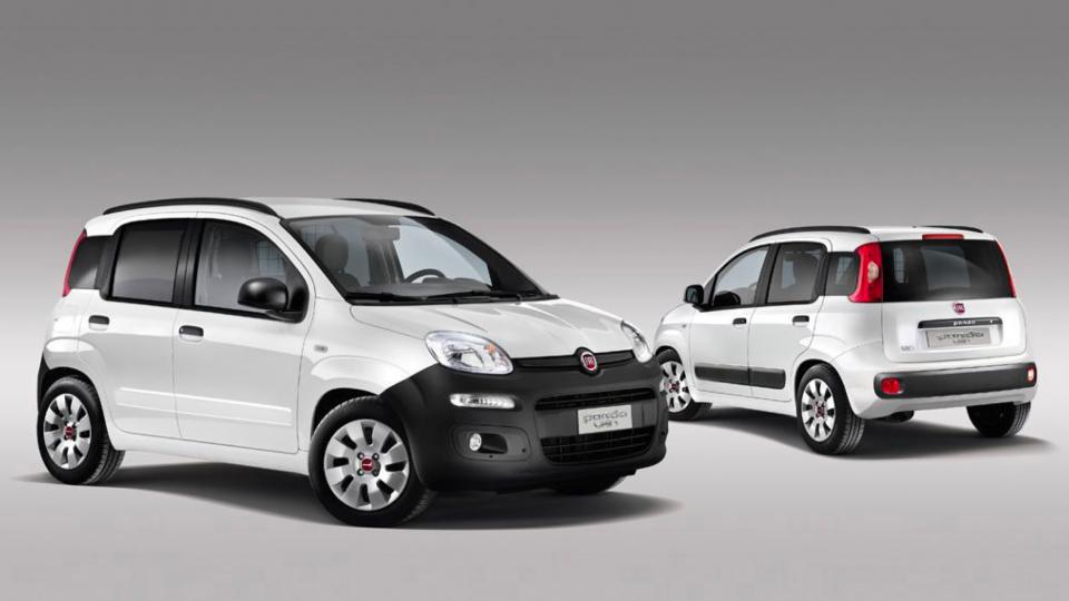 FIAT Panda Van – 289€ al mese