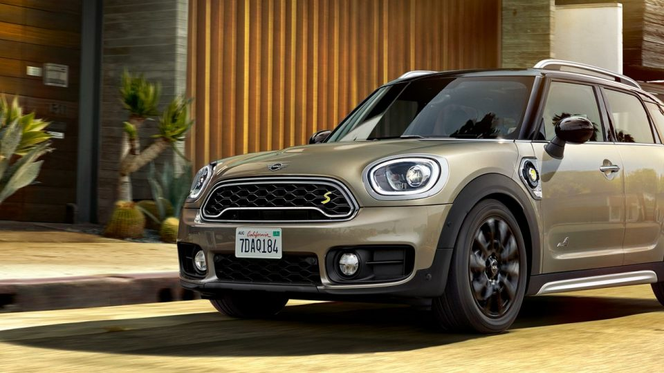 MINI Countryman Plug-in Hybrid – 519€ al mese
