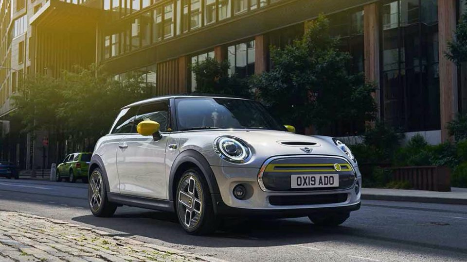 MINI Full Electric – 549€ al mese