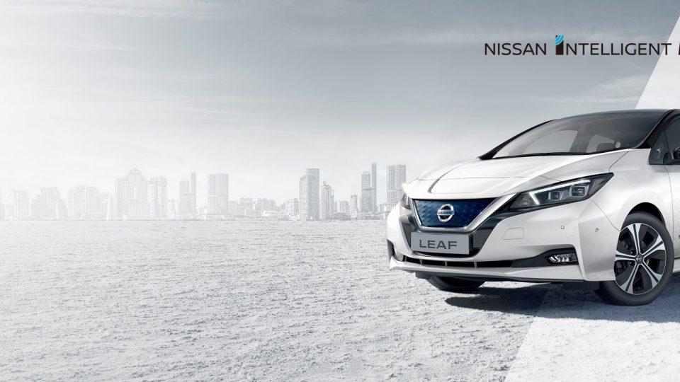 NISSAN Leaf – 419€ al mese