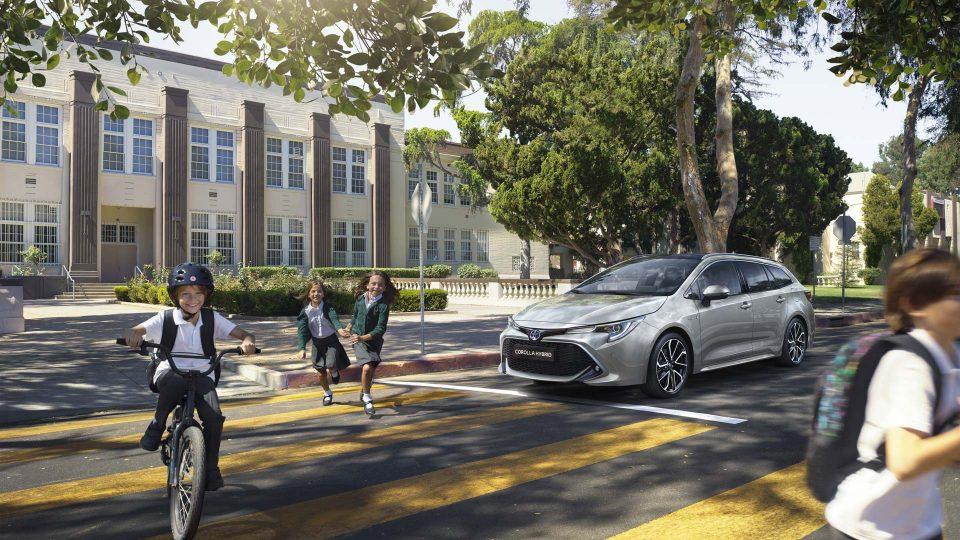 TOYOTA Corolla Hybrid – 375€ al mese