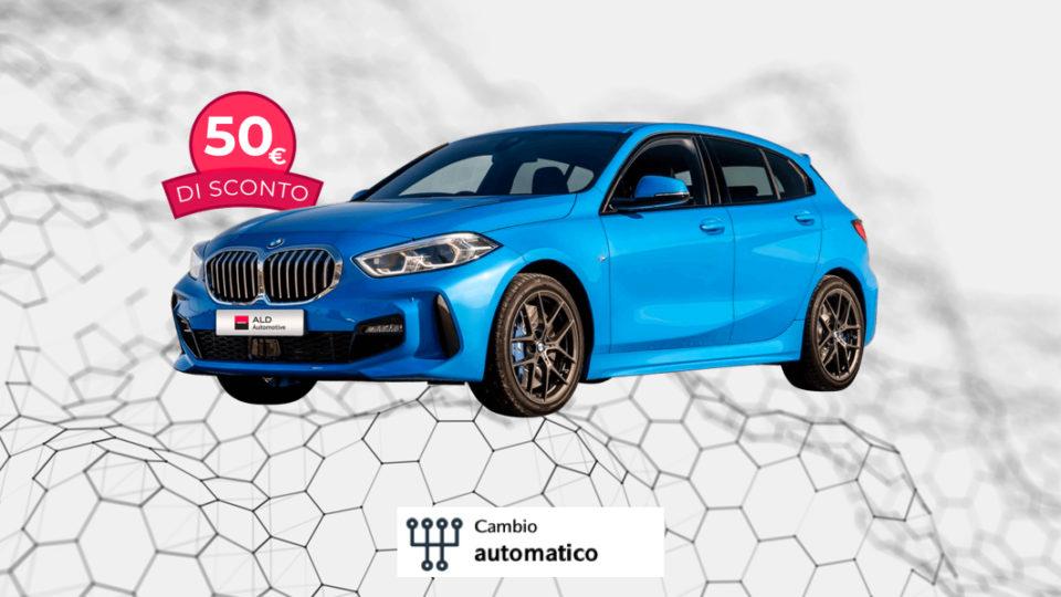 BMW Serie1 – 418€ al mese