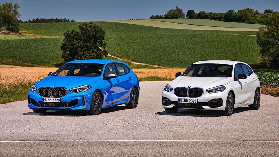 BMW Serie1 – 679€ al mese