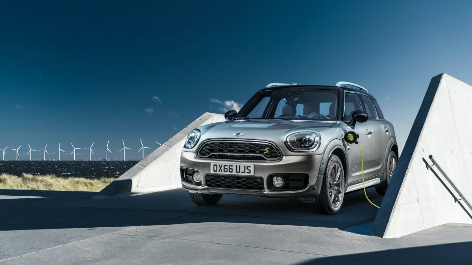 MINI Countryman Plug-in Hybrid – 589€ al mese