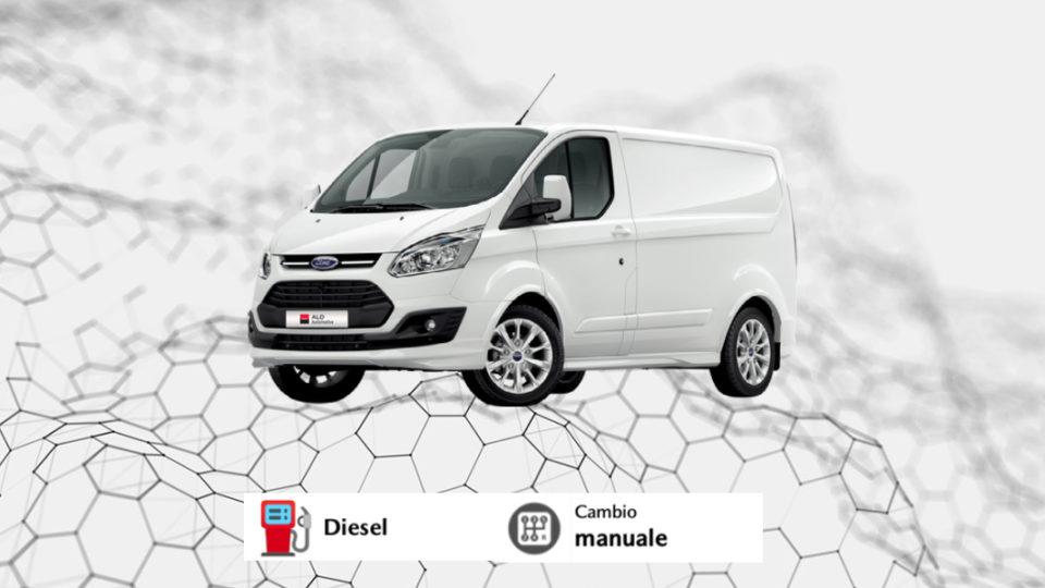 FORD Transit Custom – 315€ al mese