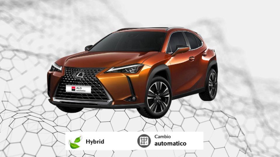 LEXUS UX Hybrid – 315€ al mese