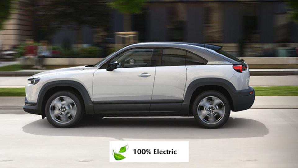 MAZDA MX-30 Electric – 189€ al mese